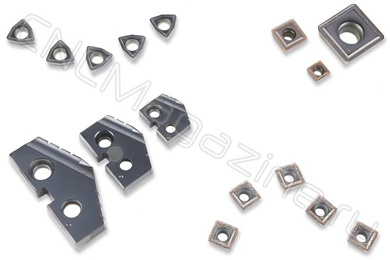 Сменные пластины по металлу для корпусных сверл