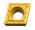 CCMT060204-MM IP4005 пластина для точения Intool Сменные токарные пластины