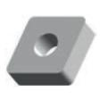 CNMA120408 BC20HT пластина для точения