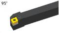 PCLNR2020K12 резец для наружного точения CNCM Резцы со сменными пластинами