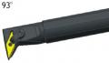 S25R-MVUNR16 державка расточная CNCM Резцы со сменными пластинами