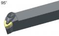 DWLNR2525M08 резец для наружного точения CNCM Резцы со сменными пластинами