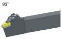 DVJNR2020K16 резец для наружного точения CNCM Резцы со сменными пластинами