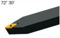 SVVBN2020K16 резец для наружного точения CNCM Резцы со сменными пластинами