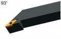 SVJCR2525M11 резец для наружного точения CNCM Резцы со сменными пластинами