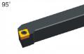 SCLCR2525M12 резец для наружного точения CNCM Резцы со сменными пластинами