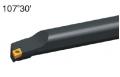 S10M-SDQCR07 державка расточная CNCM Резцы со сменными пластинами