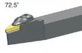DVVNN2525M16 резец для наружного точения CNCM Резцы со сменными пластинами