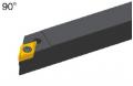SDACR1010E07 резец для наружного точения CNCM Резцы со сменными пластинами