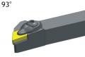DDJNR2525M15 резец для наружного точения CNCM Резцы со сменными пластинами