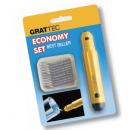 NB1200GT1 Экономичный набор для снятия заусенцев GRATTEC Снятие заусенцев