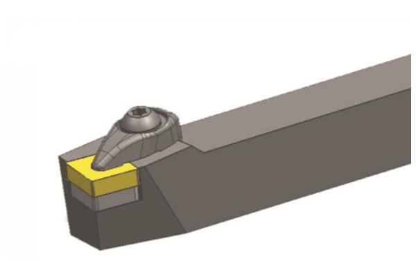 DCBNR2525M12 резец для наружного точения