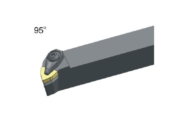 DWLNR2525M08 резец для наружного точения