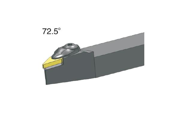 DVVNN2525M16 резец для наружного точения