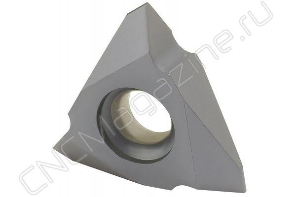 MTTR 436001 DM215 пластина резьбовая твердосплавная, неполный профиль 60°