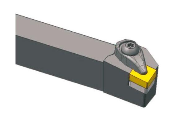 DCLNL2525M12 резец для наружного точения