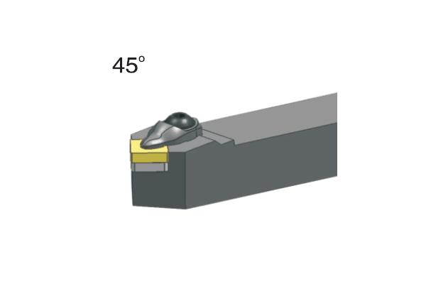 DSDNN2525M12 резец для наружного точения