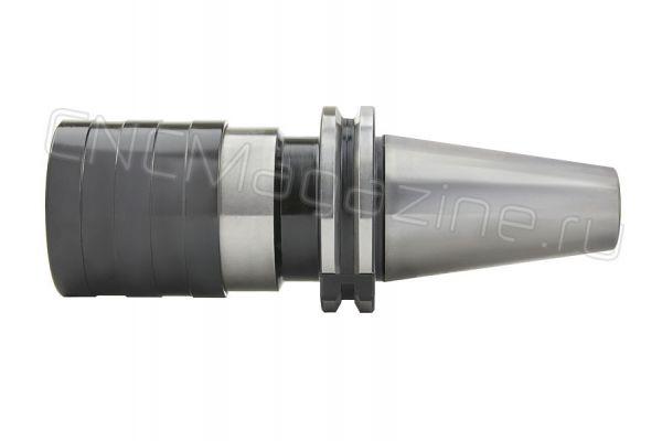 SK40-TC312-59 Gr.1 быстросменный резьбонарезной патрон DIN69871 с компенсацией по длине