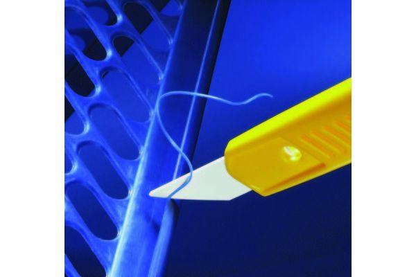CR2000GT Инструмент для снятия заусенцев со всех типов пластиков CERA-CU GRATTEC