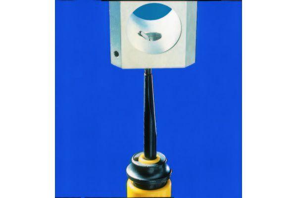 EL1501GT Слесарный шабер для обработки пересекающихся отверстий GRATTEC