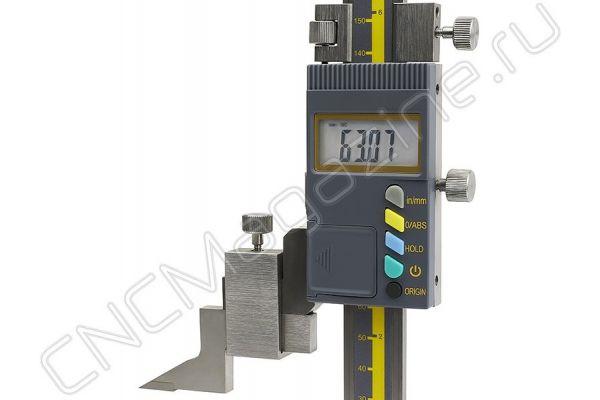 """Штангенрейсмас цифровой ШРЦ 0-200х0.01, 8""""х0.0005"""", USB"""
