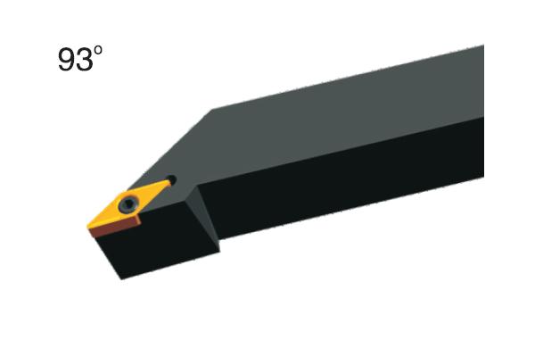 SVJCR2525M16 резец для наружного точения