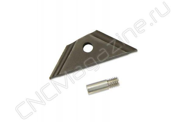 GT-BR2200 HSS лезвие для пересекающихся отверстий диаметром 10-22 мм для RC2200GT GRATTEC - BR30011