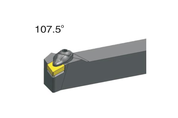 DDQNR2525M11 резец для наружного точения