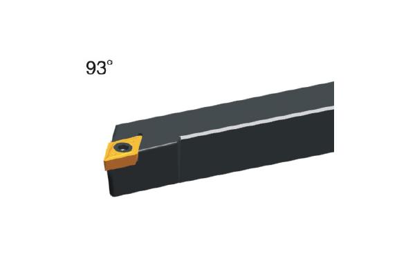 SDJCR2525M11 резец для наружного точения