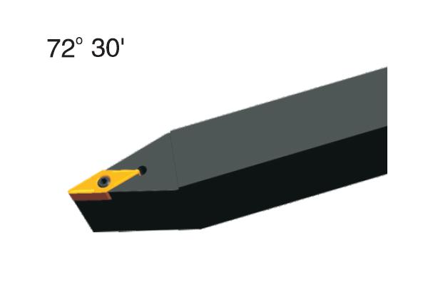 SVVCN2525M16 резец для наружного точения