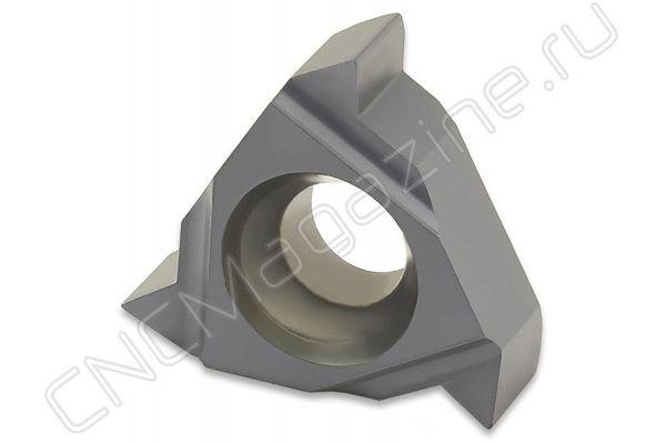 11ERA60 DM215 пластина резьбовая твердосплавная, неполный профиль 60°
