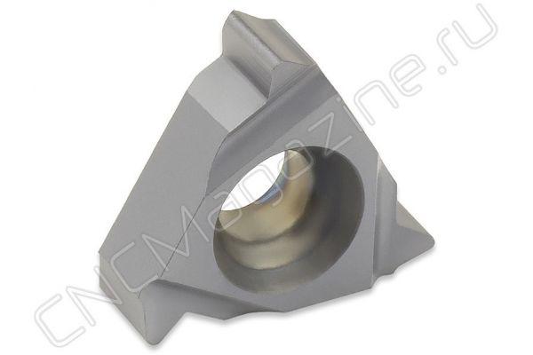 11NR14W DM215 пластина резьбовая твердосплавная, трубная резьба Whitworth 55°