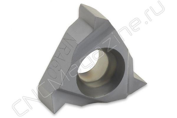 11NRA60 DM215 пластина резьбовая твердосплавная, неполный профиль 60°