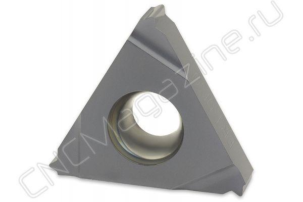 16ER1.00ISO DM215 пластина резьбовая твердосплавная, метрическая резьба полный профиль 60°
