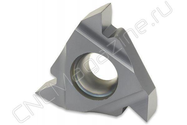 16ERAG55 DM215 пластина резьбовая твердосплавная, неполный профиль 55°