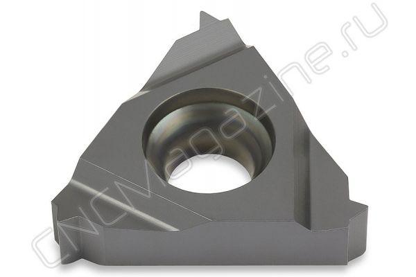 16NR1.50ISO DM215 пластина резьбовая твердосплавная, метрическая резьба полный профиль 60°