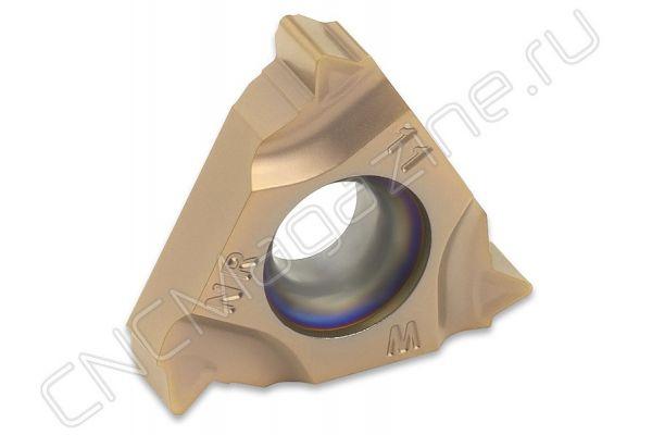 16NR11W DM215 пластина резьбовая твердосплавная, трубная резьба Whitworth 55°