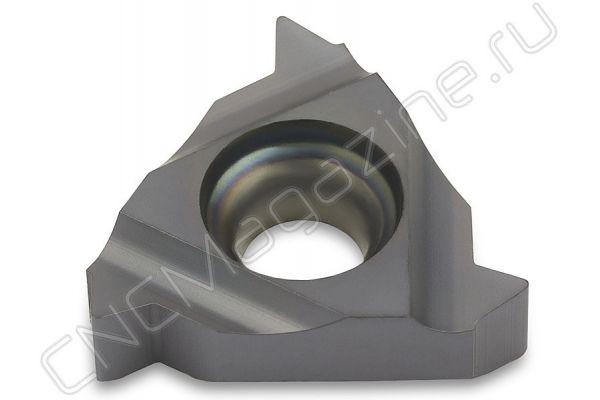 16NR3.00ISO DM215 пластина резьбовая твердосплавная, метрическая резьба полный профиль 60°