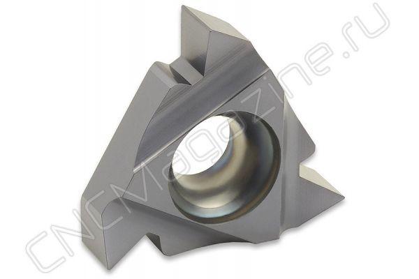 16NRAG60 DM215 пластина резьбовая твердосплавная, неполный профиль 60°