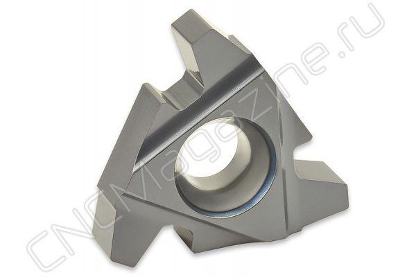 22EL6.0TR DM215 пластина резьбовая твердосплавная, трапецеидальная резьба 30° TR