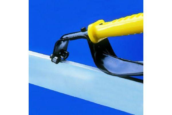 DB2000GT Инструмент для снятия заусенцев с кромок листа шириной до 11 мм GRATTEC