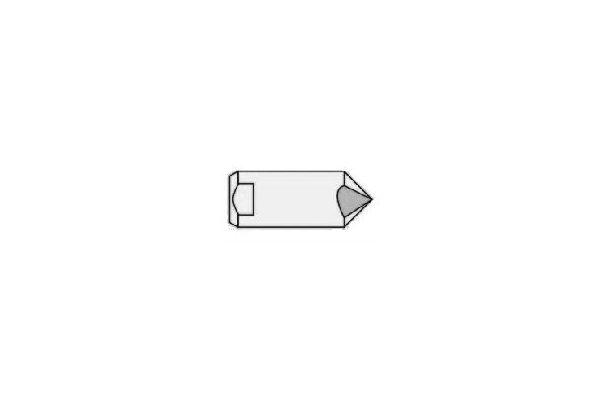 GT-C12 Зенковка HSS диаметром 12 мм 90°, 2 зуба GRATTEC - BC1211GT