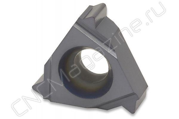 11ER1.50ISO DM215 пластина резьбовая твердосплавная, метрическая резьба полный профиль 60°