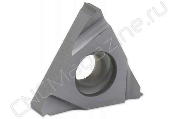 11NR0.75ISO DM215 пластина резьбовая твердосплавная, метрическая резьба полный профиль 60°