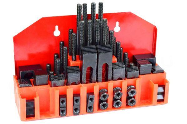 CK-18-20 58 PCS прижимы фрезерные (M18, паз 20 мм)