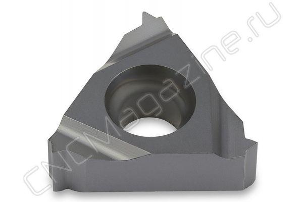 11NR1.00ISO DM215 пластина резьбовая твердосплавная, метрическая резьба полный профиль 60°
