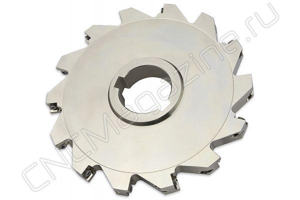 PT01.12J50.200.14.H20 дисковая фреза со сменными пластинами