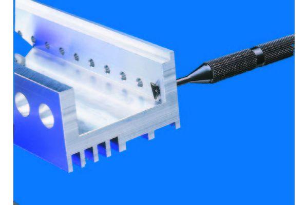 RC1000GT Реверсная зенковка для снятия заусенцев с обеих сторон отверстий (3-5,5мм)