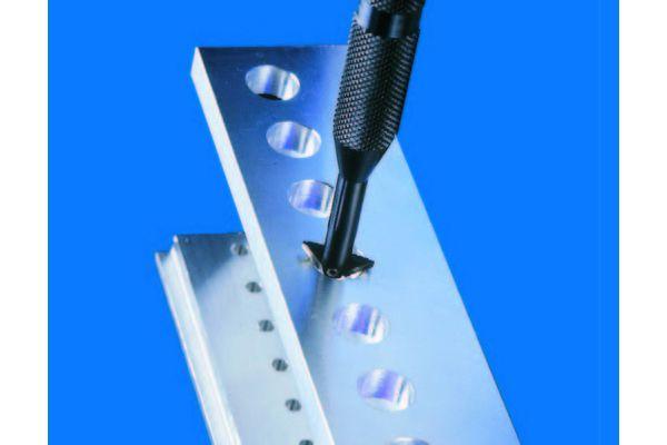 RC2000GT Реверсная зенковка для снятия заусенцев с обеих сторон отверстий (5,5-10мм)