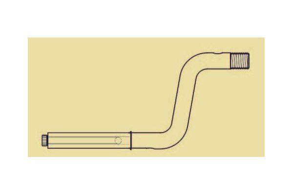 RD9000GT Усиленный держатель коленчатого типа